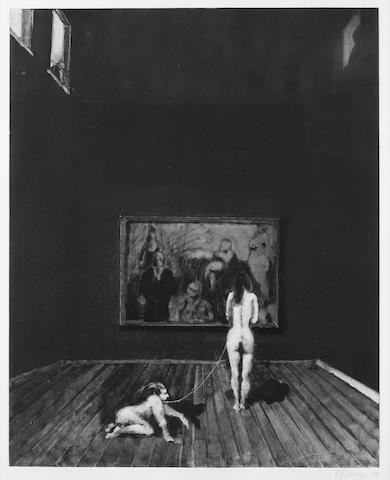 William Joseph Kentridge (South African, born 1955) 'The Pit'