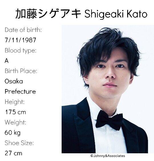 Shigeaki Kato - NEWS