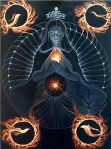 Oração de Santa Sara Kali - santa protetora dos ciganos, traz boa sorte e ajuda no amor, atende as mulheres que querem engravidar ao parto