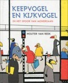 Keepvogel zoekt, net als de schilder Mondriaan, naar de nieuwe toekomst. Maar hoe ziet die eruit? Prentenboek met paginagrote kleurenafbeeldingen van het werk van Mondriaan. Voorlezen vanaf ca. 6 jaar.