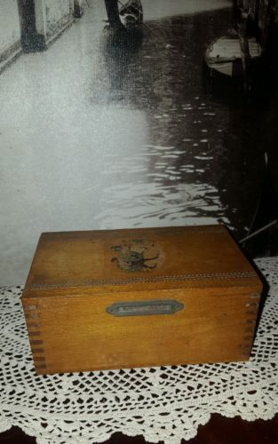 #Antique #victorian #wooden childs moneybox ,  View more on the LINK: 	http://www.zeppy.io/product/gb/2/132048325878/