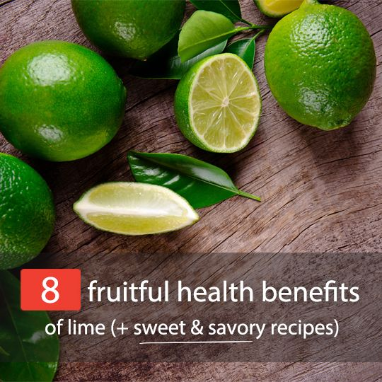 4. Limes Can Help Prevent Asthma