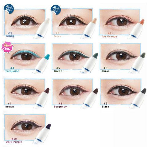 innisfree, Waterproof Gel Eyeliner innisfree | KollectionK
