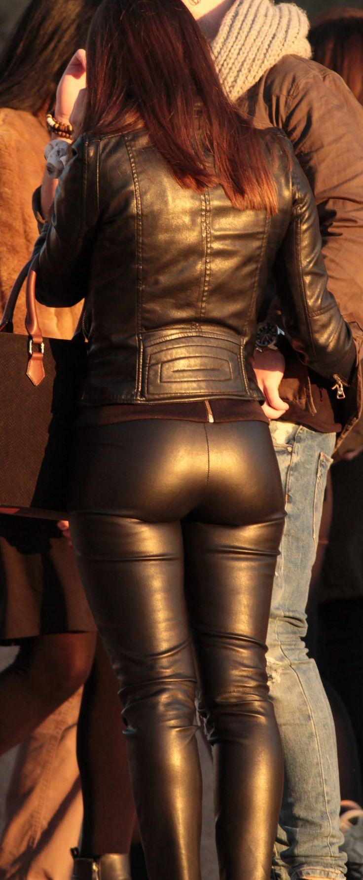 Pin Von Adis Cipliner Auf Everyday Sexy Women In Leather -7967