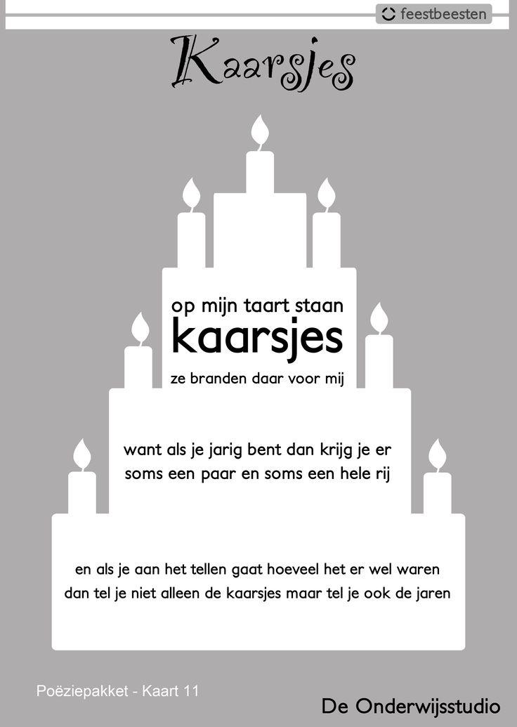 Taart voor onze Feestbeesten  - http://onderwijsstudio.nl/actie-kinderboekenweek-feestbeesten-prentenboeken/