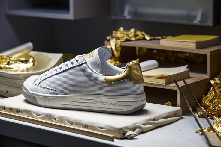 adidas Rod Laver Super 24K Gold (999 Noble Metals Pack) - EU Kicks: Sneaker Magazine