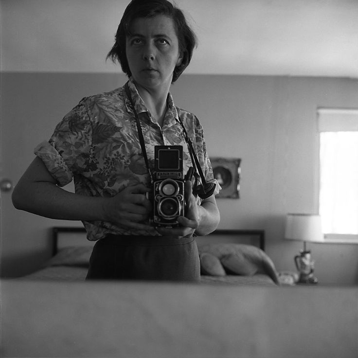 vivian maier--she was a nanny who on her days off took photos for the art and joy of it, never knowing that one day her thousands of photos would be discovered. A true and pure artist for the love of her craft.