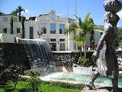 San Pedro Sula - Edificio del Palacio Municipal.
