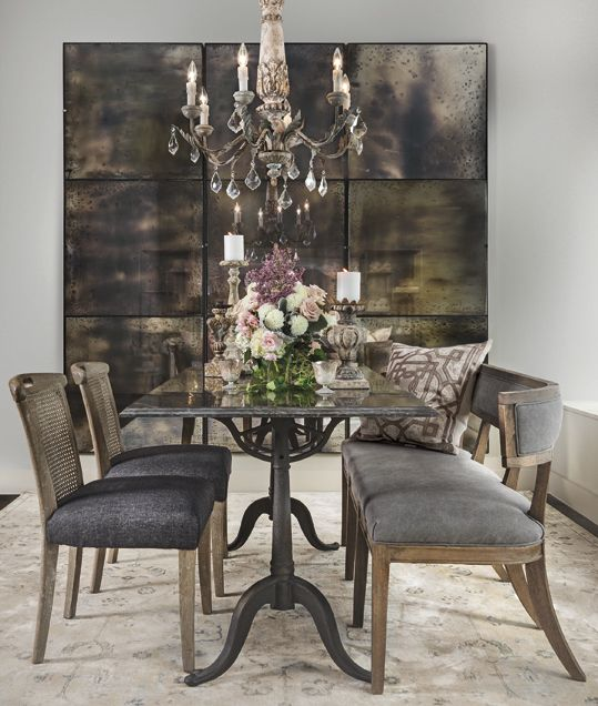 347 best elegant dining spaces images on pinterest