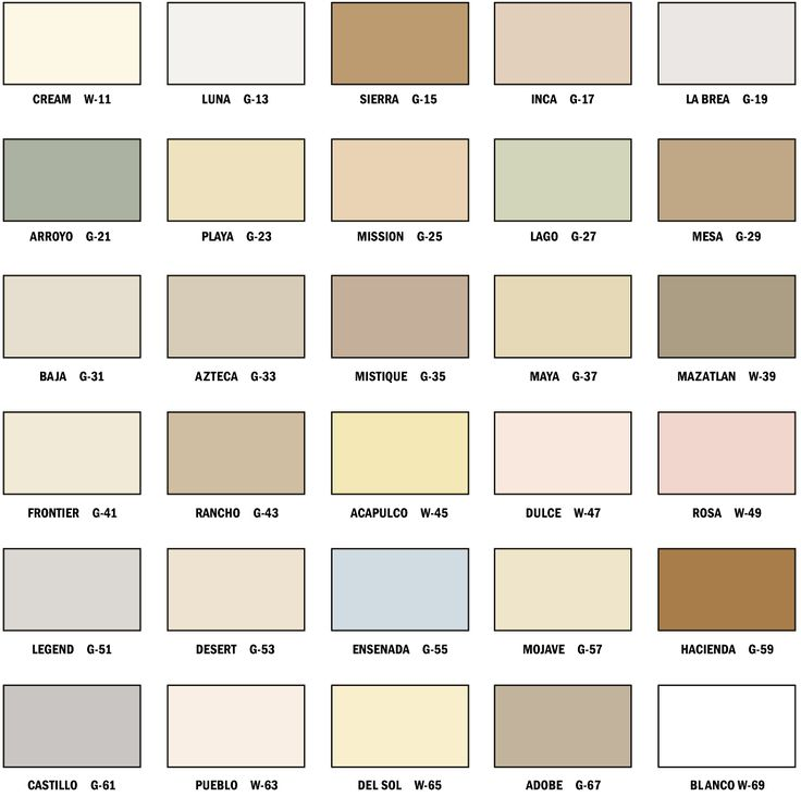 Merlex Stucco Color Chart Lonestar Realtors Stucco