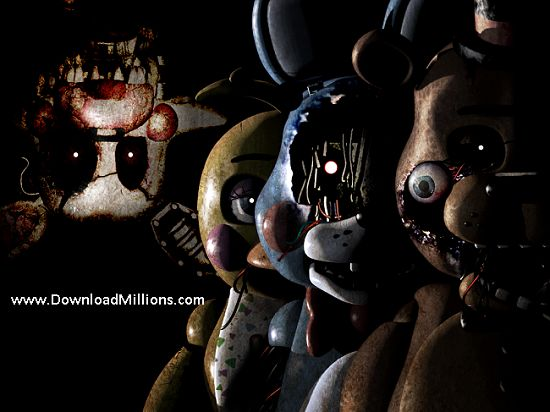 Free Download Five Nights at Freddys 4 Games for PC Final Chapter Full