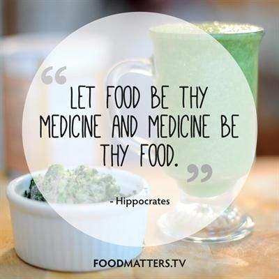 Let food be thy medicine.   7 Tricks To Eat Healthy All Week.  Tips to make mealtimes beautiful and peaceful