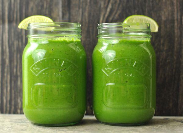 15 einfache schnelle Green Smoothie Rezepte – GRATIS