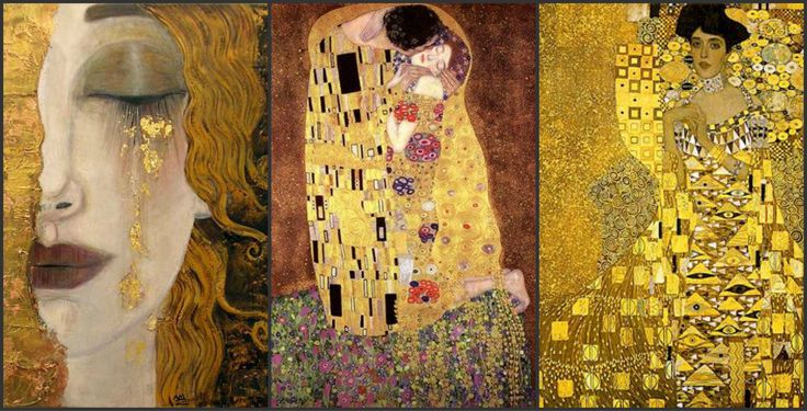mejores 86 im genes de mi pintor favorito en pinterest gustav klimt art nouveau y arte klimt. Black Bedroom Furniture Sets. Home Design Ideas