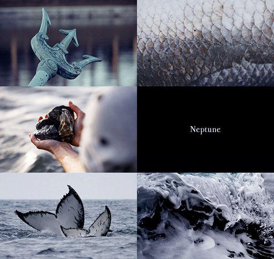 Greek Gods and their Roman counterparts | Poseidon & Neptune 2/2