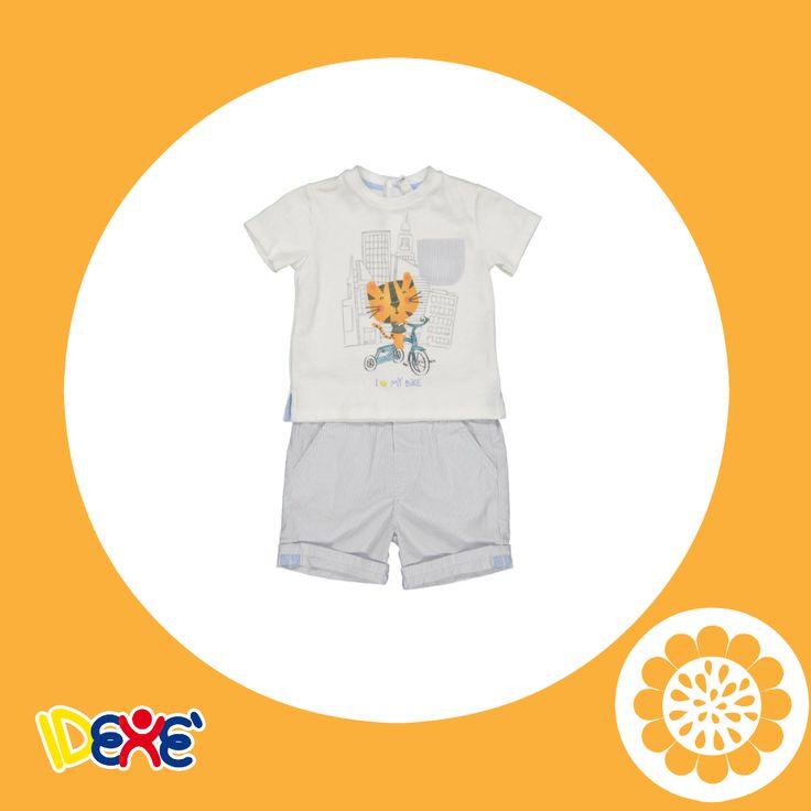 #newarrivals #summer17 #newcollection #ss #ss17 #ss2017 #summer #italianfashion #idexe #fashion #kidsfashion #kidswear #kidsclothes #fashionkids #children #boy #clothes #summer2017