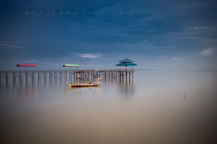 Silent Pier by Kun Riyanto on 500px
