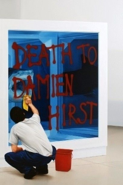 Kepa Garraza (2009), Action of Assault on art 12, New York, oil on canvas, 150×200 cm. Courtesy the artist