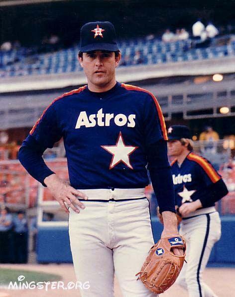 Nolan Ryan, Houston Astro