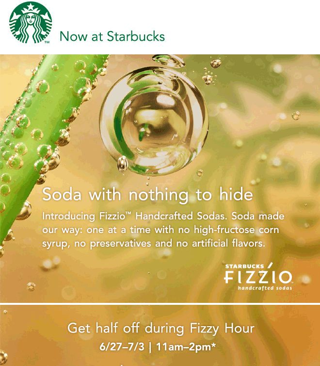 25 best coupon app images on pinterest coupon coupons and december starbucks coupon starbucks promo code from the coupons app sodas are off daily at starbucks december fandeluxe Image collections