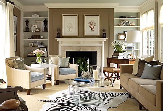 Mixing Beige And Gray Seems Tricky To Me Sometimes But