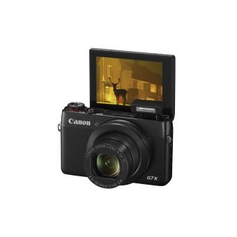 Appareil Photo Compact Canon Powershot G7X Noir_3