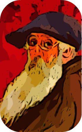 Camille Pissarro, peintre de talent et anarchiste de convictions.