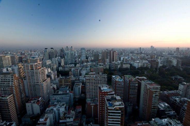 Vistas de Buenos Aires, Federico Vicente Arquitecto