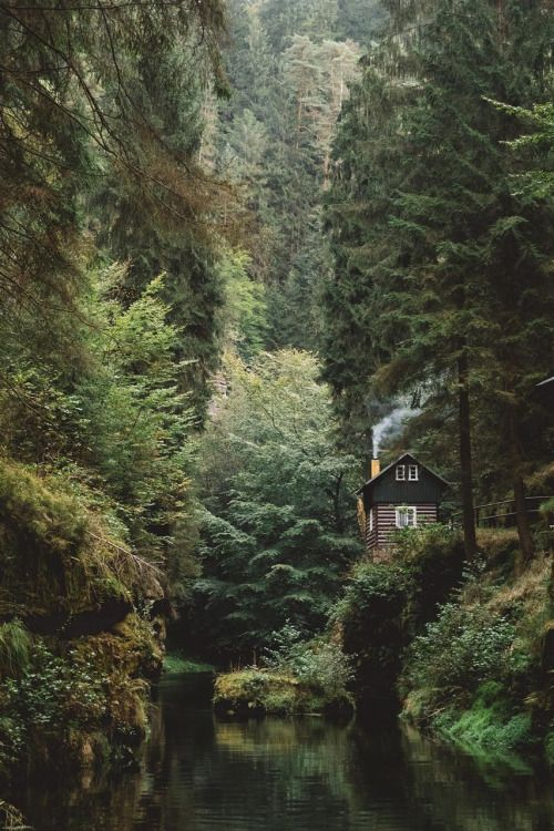 Would love to retreat here and just get away from the chaos of modern life.