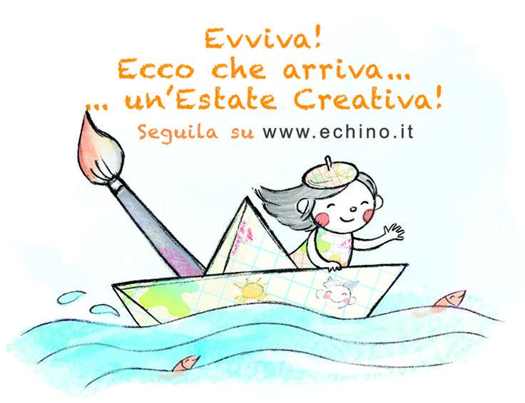 Mia sorella Echinella!
