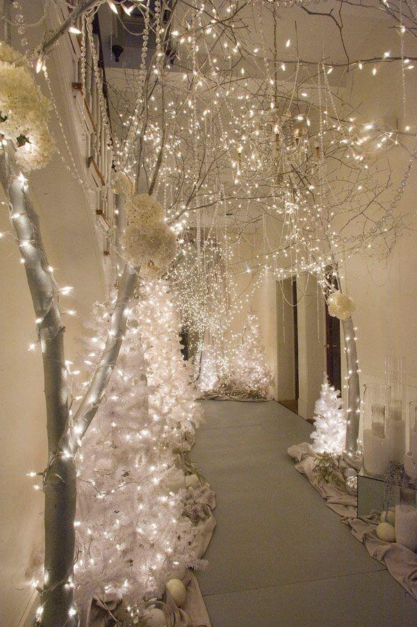 25 Unique Winter Wonderland Decorations Ideas On