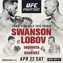 UFC Fight Night Swanson vs Lobov Live stream | watch UFC Fight Night Swanson vs Lobov Live stream UFC Fight Night 108 - Swanson versus Lobov live stream |