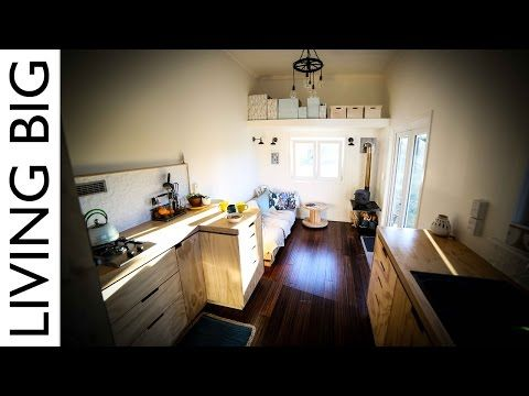 204 best My Tiny House Tours images on Pinterest House tours