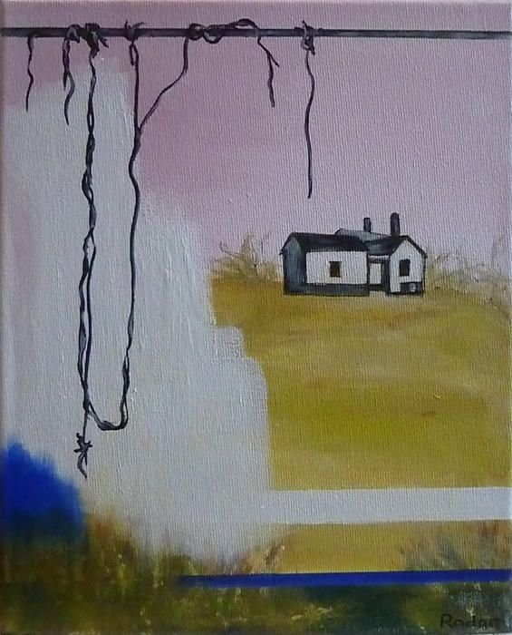 """""""Finished-Unfinished"""" by Robyn Dansie. Paintings for Sale. Bluethumb - Online Art Gallery"""