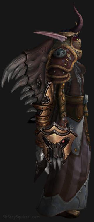 Vengeance Demon Hunter  #Leather #transmog