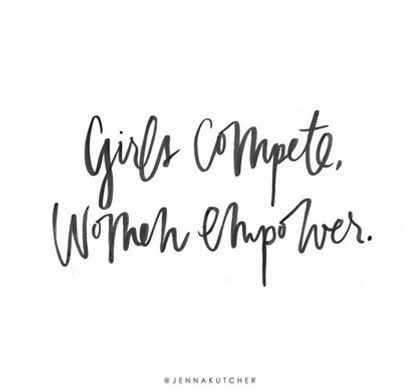 Compete or Empower | She's Intentional Blog | When you recognize the good qualities in someone else, that doesn't make you less important in comparison! @nikkiarnold2091 has some great words about empowering and encouraging one another.