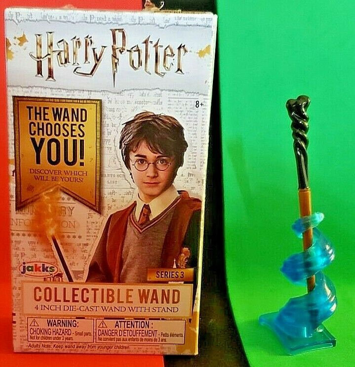 NEVILLE LONGBOTTOM/'S MINI WAND Harry Potter Mini Diecast Wands