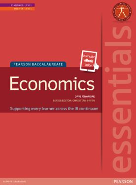 Essentials: Economics Textbook + eBook