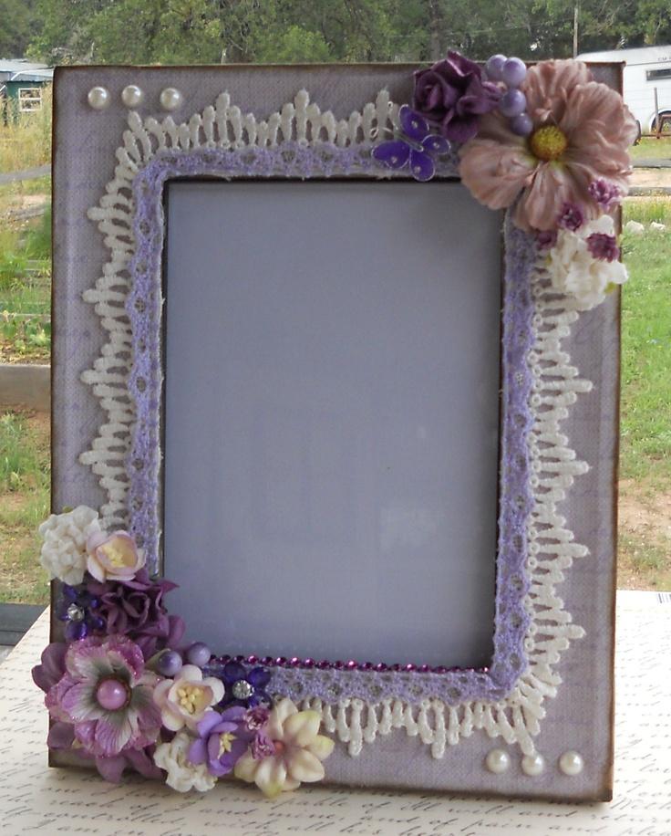 325 best FRAMES images on Pinterest | Picture frames, Picture frame ...