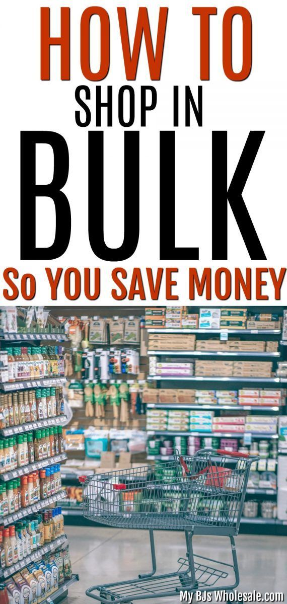11 Smart Tips for Buying Food in Bulk | Saving Money