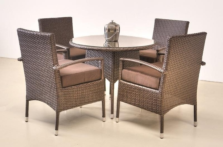 TC21 Outdoor Dining Setting