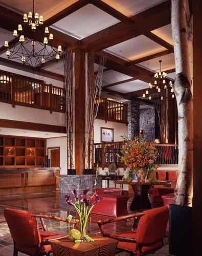Stowe Mountain Lodge -