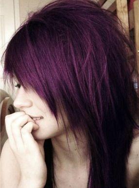 Pensive Purple?