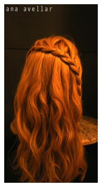 trança, Hairstyle