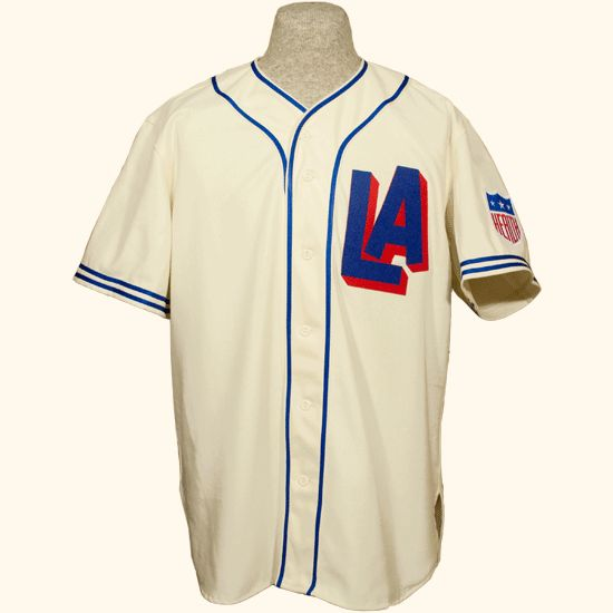 6fa23870363 Los Angeles Angels (PCL) 1942 Home Jersey
