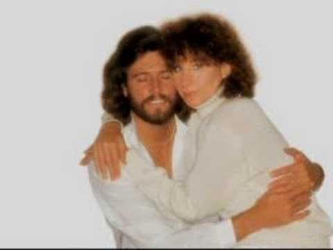 Barbra Streisand & Barry Gibb - What Kind Of Fool (1980) - YouTube