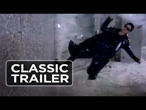#Movie #Trailer #1999 Today's Throwback: The Matrix (1999) - Trailer #movie #trailer #throwback: Trailer: The Matrix (1999) A computer…