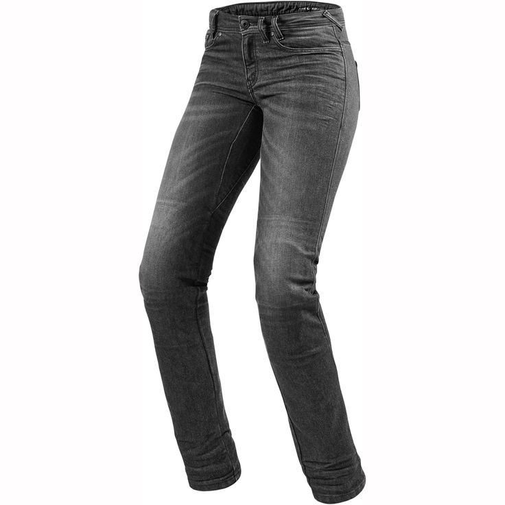 Rev It Madison 2 Ladies Jeans Straight Fit - Grey £139.99