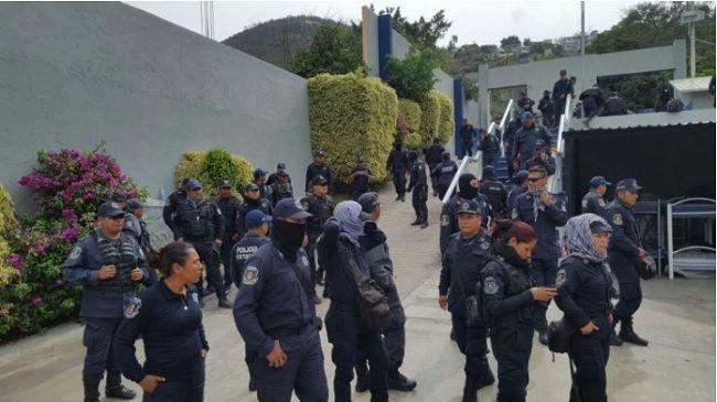 Segundo paro de Policías Estatales en Chilpancingo - http://www.notimundo.com.mx/estados/paro-policias-estatales-chilpancingo/