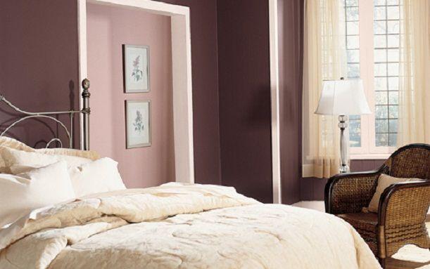 Bedroom paint color ideas paint pinterest for Bedroom 2 tone paint ideas